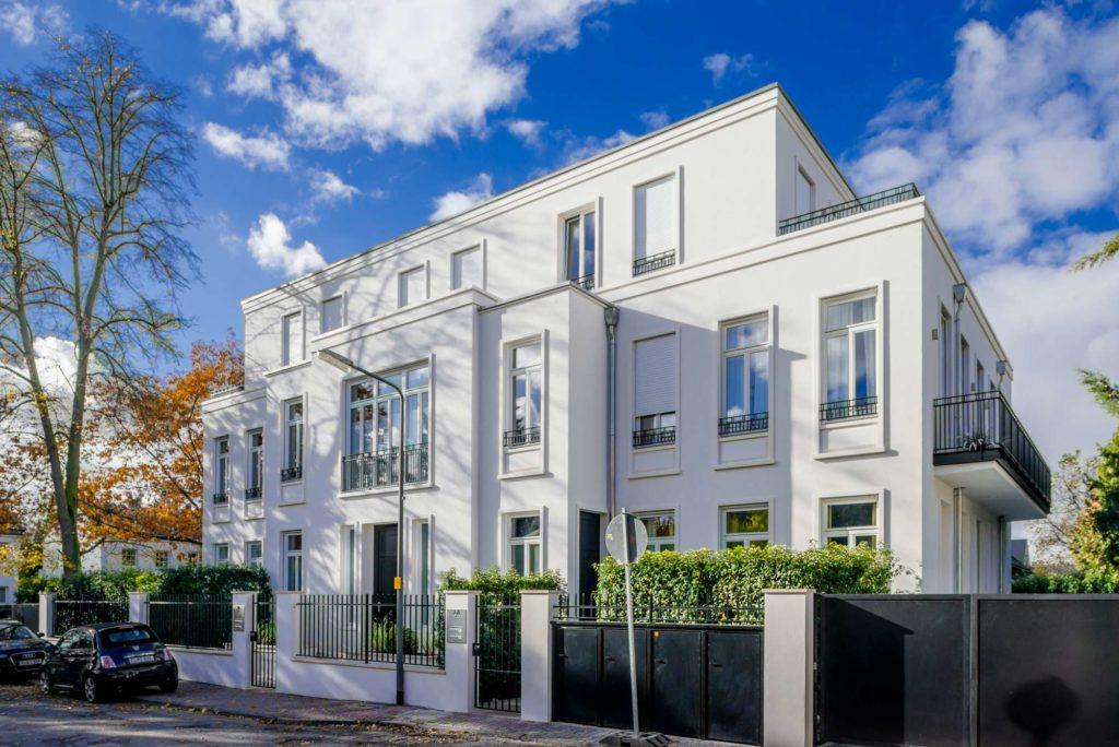 Frankfurt Bockenheim – Wohnhaus – Gerstner Kaluza Architektur Frankfurt