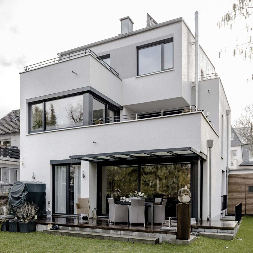 Frankfurt Eschersheim – Wohnungsbau – Gerstner Kaluza Architektur Frankfurt