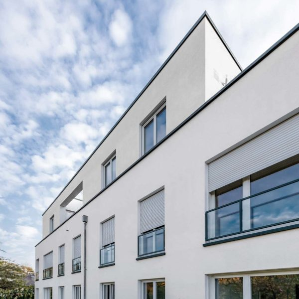 Frankfurt Ginnheim – Mehrfamilienwohnhaus – Gerstner Kaluza Architektur Frankfurt