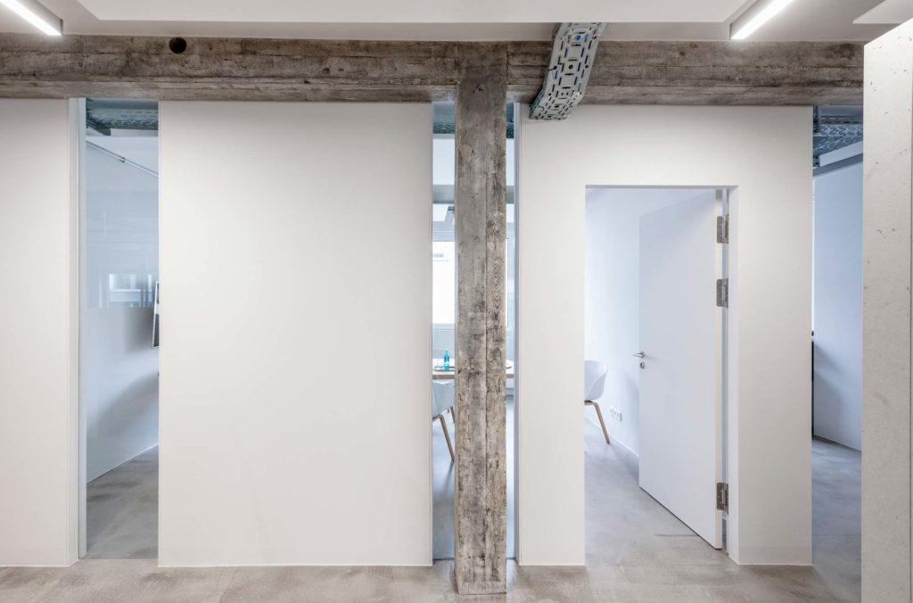 Frankfurt Innenstadt – Bürobau – Gerstner Kaluza Architektur Frankfurt