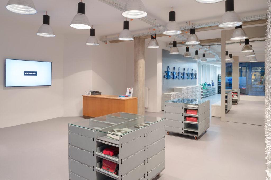 Frankfurt – Umbau Ladengeschäft – Gerstner Kaluza Architektur Frankfurt