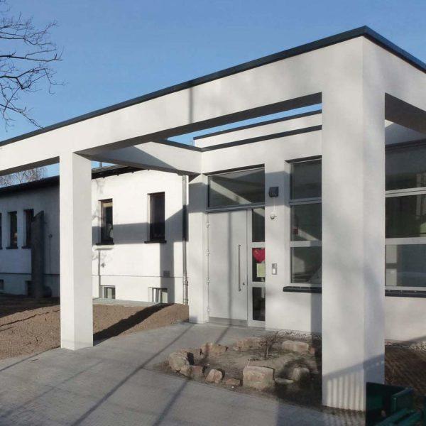 Frankfurt – Kinderhaus – Gerstner Kaluza Architektur Frankfurt