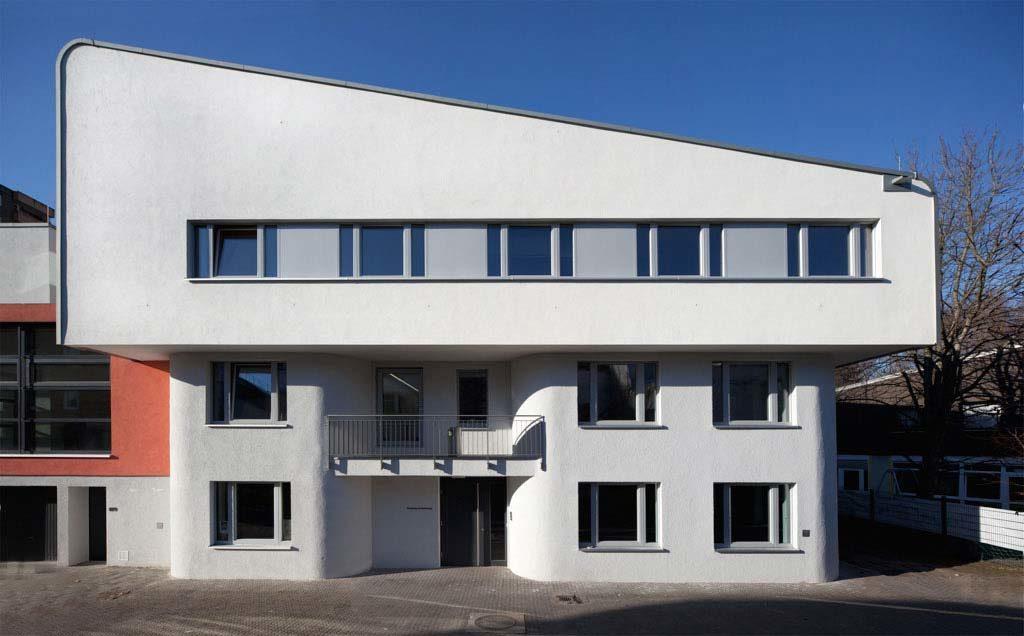 Frankfurt – Mainfeld Kuturzentrum – Gerstner Kaluza Architektur Frankfurt