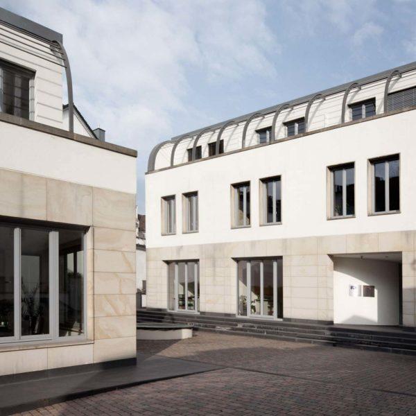 Frankfurt Nordend – Bürobau – Gerstner Kaluza Architektur Frankfurt