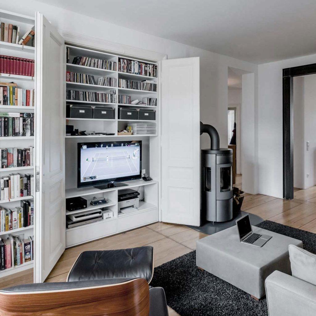 Frankfurt Nordend – Wohnungsbau – Gerstner Kaluza Architektur Frankfurt