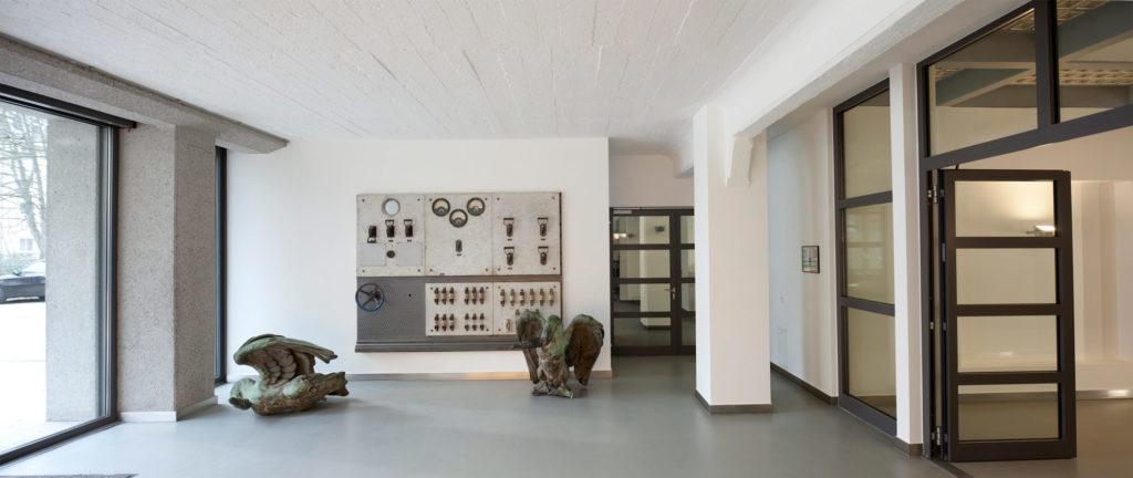 Frankfurt Ostend – Bürobau / Gewerbe – Gerstner Kaluza Architektur Frankfurt