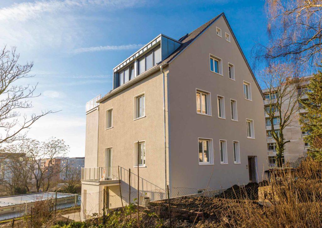 Frankfurt Ostend – Wohnhaus – Gerstner Kaluza Architektur Frankfurt