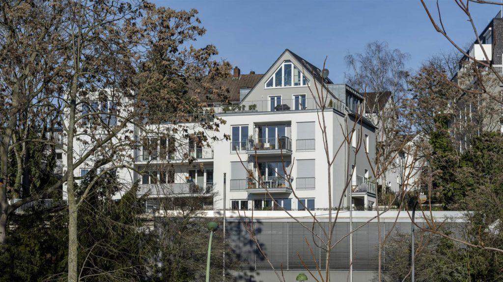 Frankfurt Ostend – Wohnungsbau – Gerstner Kaluza Architektur Frankfurt