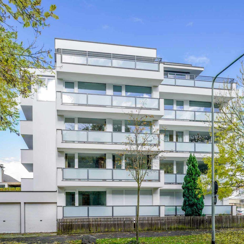 Frankfurt Schwanheim – Wohnhaus – Gerstner Kaluza Architektur Frankfurt
