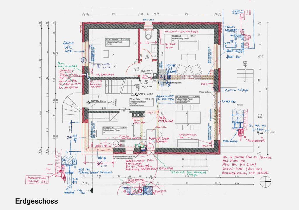 Frankfurt Seckbach – Wohnhaus – Gerstner Kaluza Architektur Frankfurt
