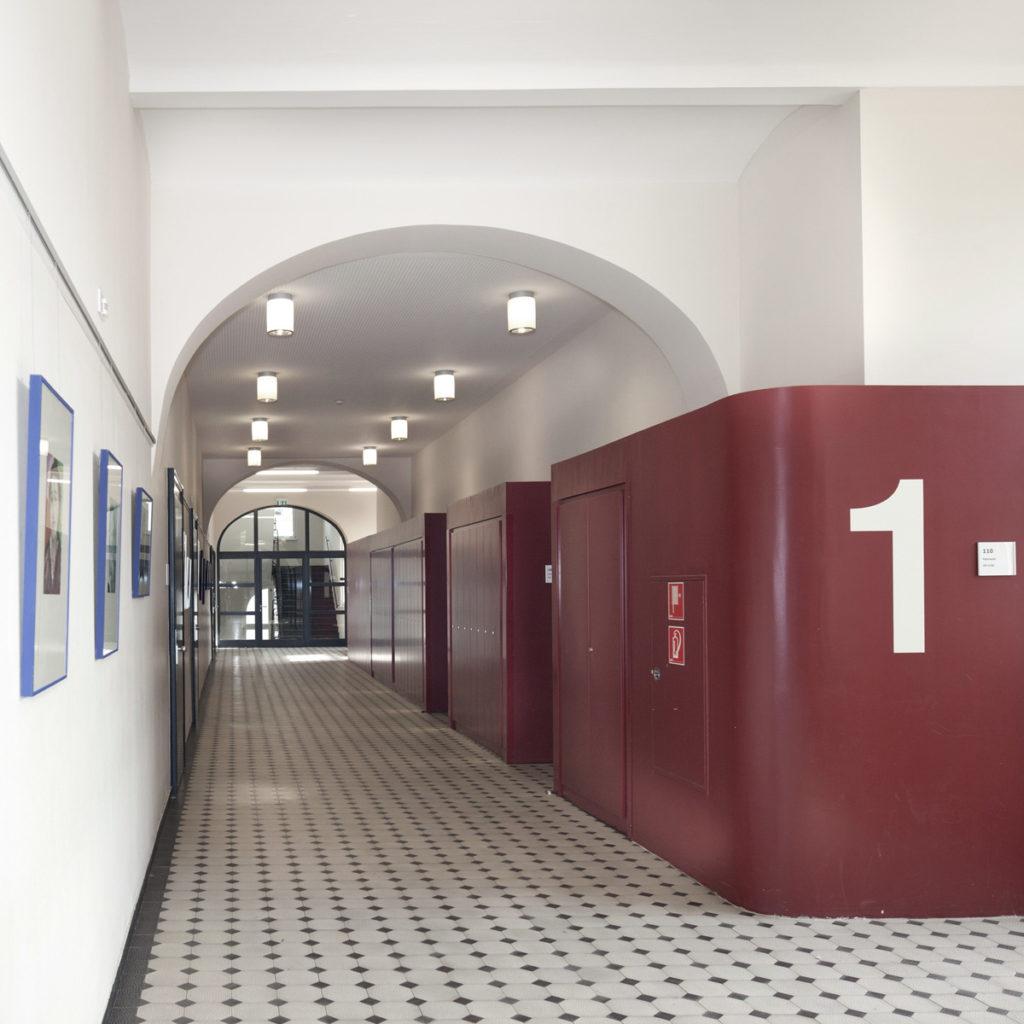 Frankfurt Süd – Schulbau – Gerstner Kaluza Architektur Frankfurt