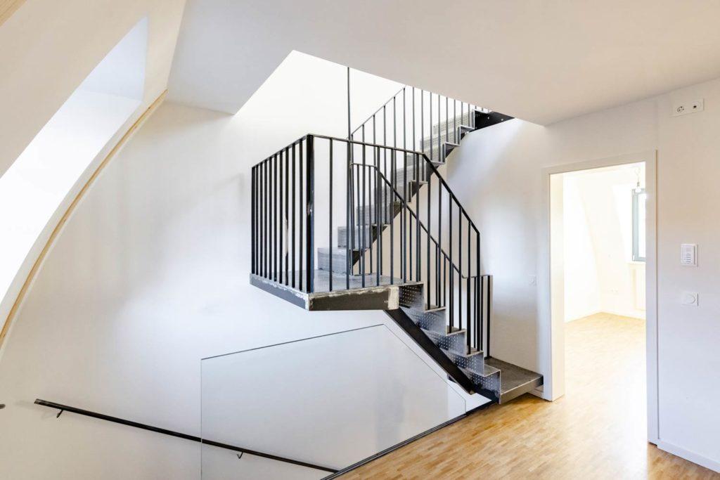 Frankfurt – Wohnhaus – Gerstner Kaluza Architektur Frankfurt