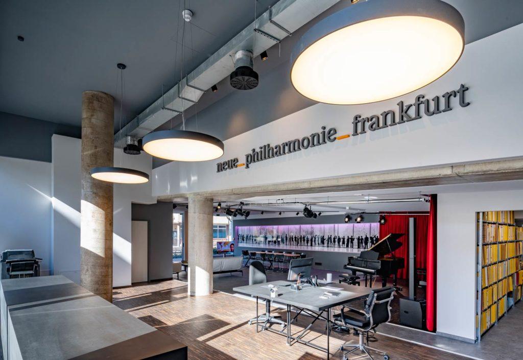 Hanau – Gewerbe-Probebühne – Gerstner Kaluza Architektur Frankfurt