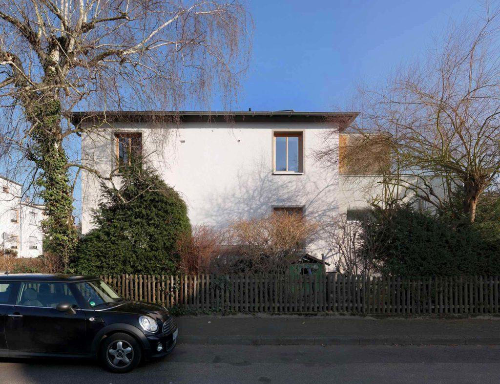 Hanau – Wohnhaus – Gerstner Kaluza Architektur Frankfurt